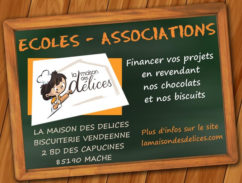 Ecoles associations