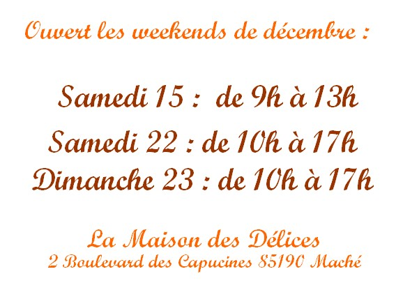 Horaire we 1
